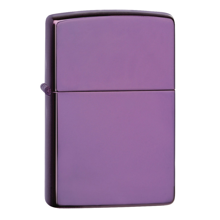 High Polish Purple