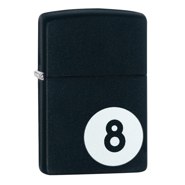 Eight Ball - Black Matte