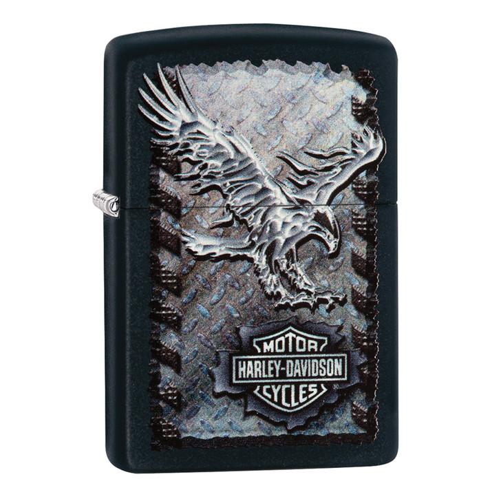 Harley-Davidson® Iron Eagle - Black Matte
