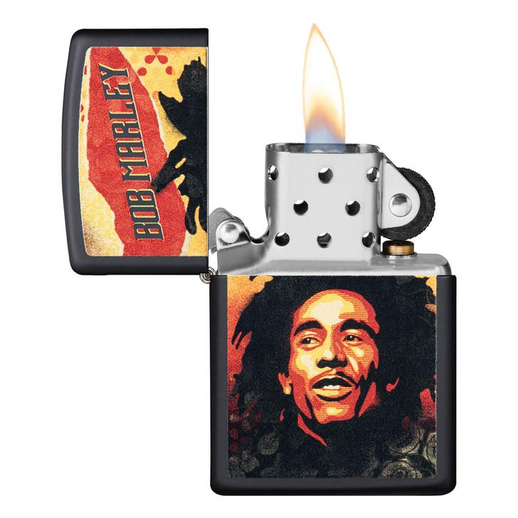 Bob Marley - Black Matte