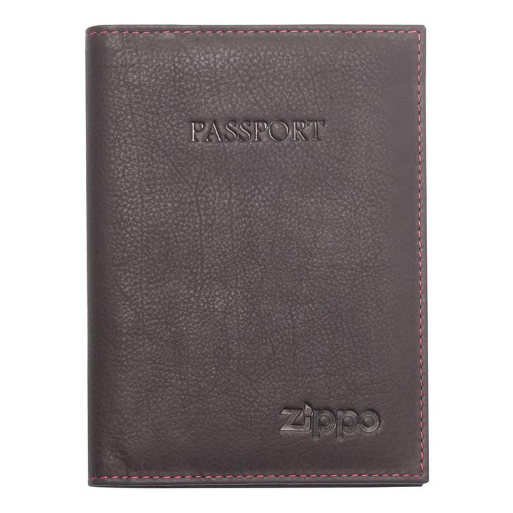 Passport Holder Mocha