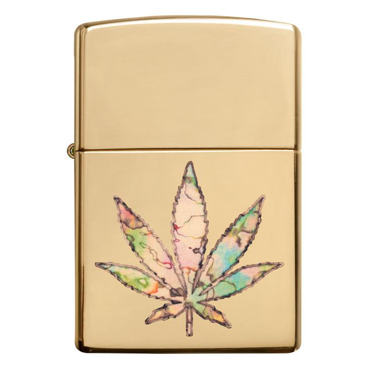 Cannabis - High Polish Brass