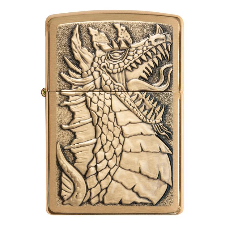 Dragon Brushed Brass