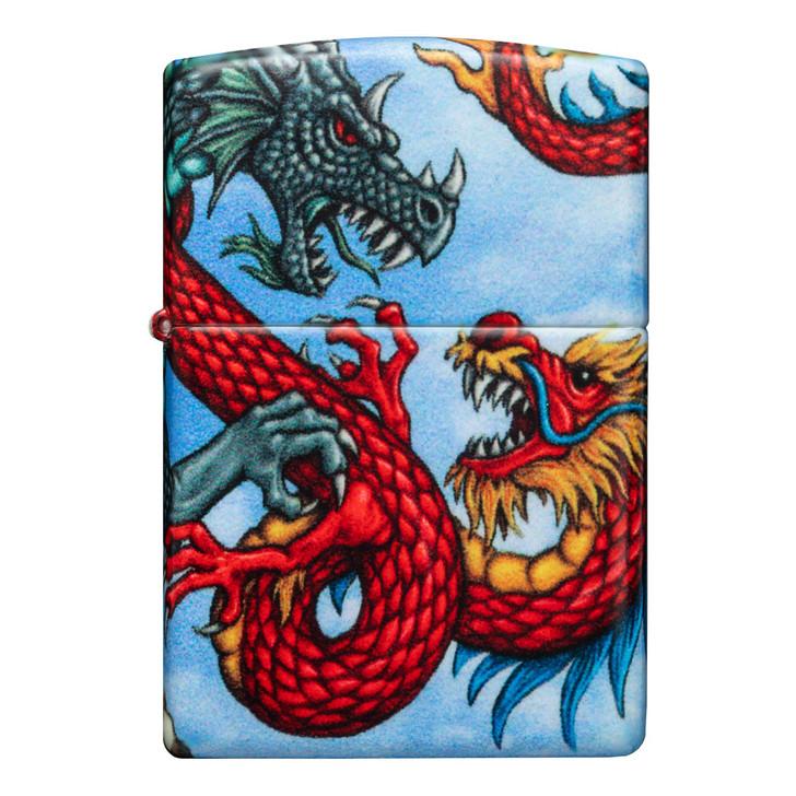 Dragons White Matte 540 Color