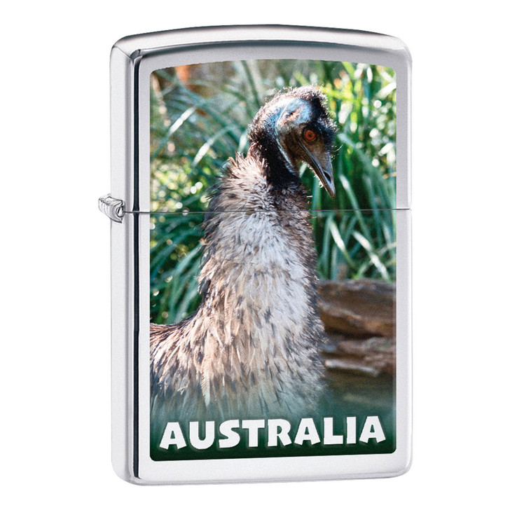 Zippo Emu High Polish
