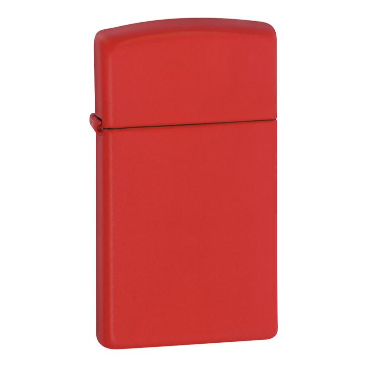 Slim Red Matte