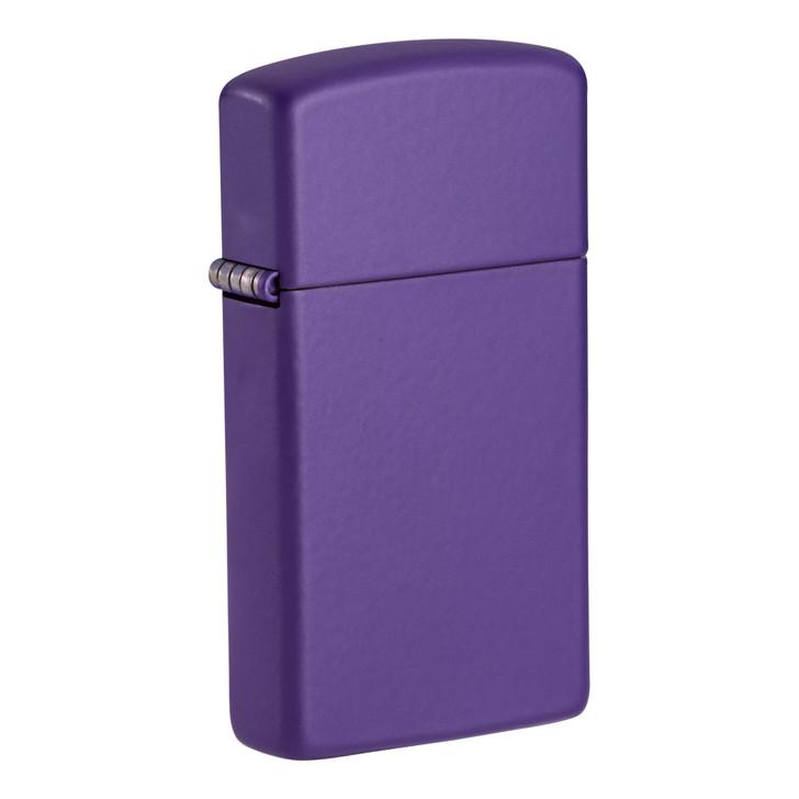 Slim Purple Matte