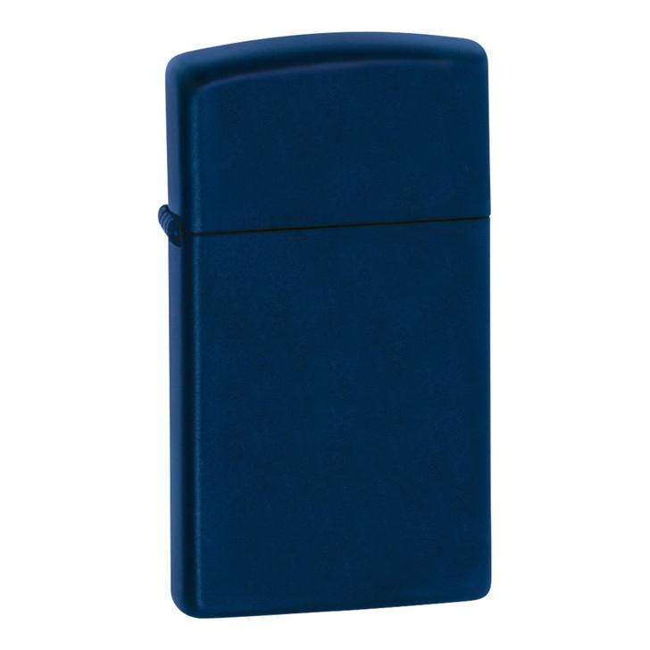 Slim Navy Blue Matte