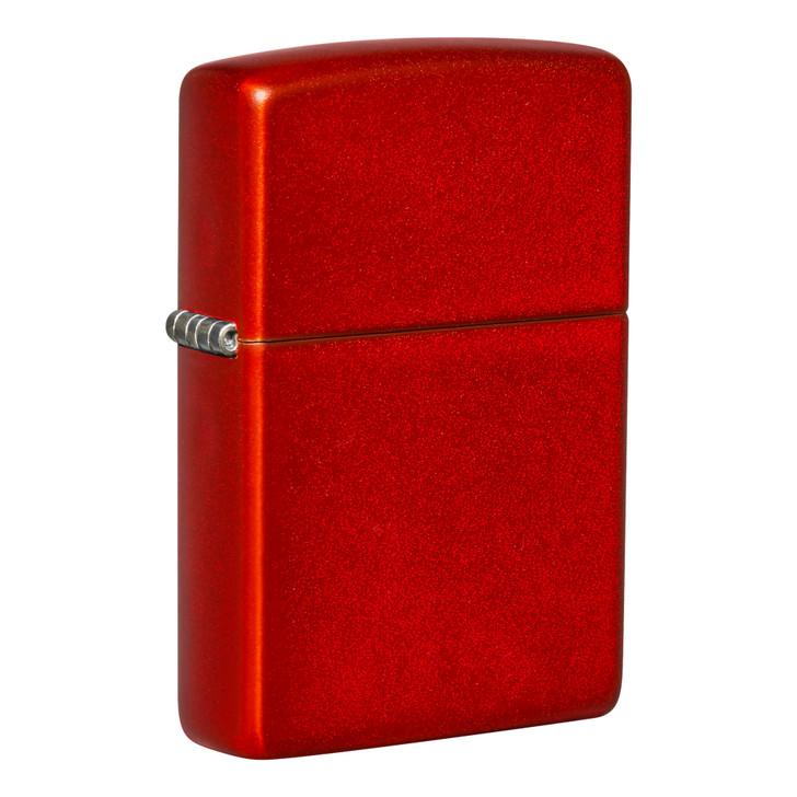 Zippo Metallic Red Matte