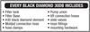 Black Diamond 30 Cartridge Filter Tank With Lifetime Warranty Tank Only