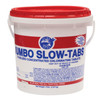 "Jumbo 3"" Slow Tab Swimming Pool Chlorine Trichloro"