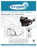Blue Thunder Spec Sheet