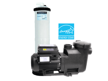 HydroMax 85 Auto-Regen DE Filter System With 1.5 HP Energy Star Listed Variable Speed Pump
