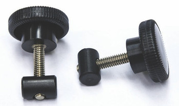 Knob/Nuts for Hair & Lint Trap Cover / 2 Sets Pk OEM# SP 1600P SP 1600N