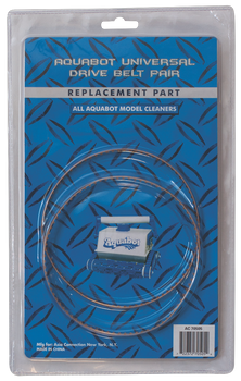 Aquabot Non-OEM Drive Belts Replacement 2 Pack