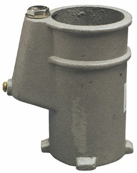 In Ground Aluminum Anchor Ladder Socket