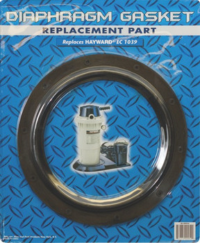 EC 30 Diaphragm Gasket NON-OEM Replacement to fit Hayward OEM EC 1039