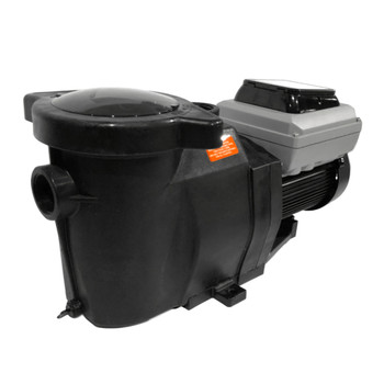 Blue Torrent 2 HP Cyclone Energy Star Listed Variable Speed In Ground Swimming Pool Pump