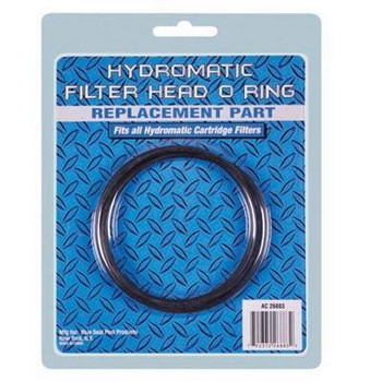 Hydromatic Filter Lid O-Ring Replacement
