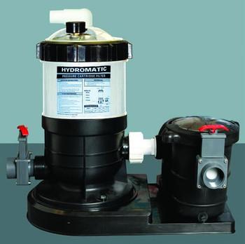 HydroMax 40 Auto-Regen DE Filter Tank - Tank Only