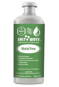Salt Ways - Metal Free