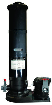Blue Torrent Black Diamond 180 sq ft Cartridge Filter - Tank Only