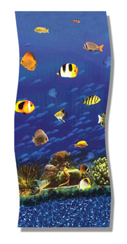 Nautical Reef Above Ground Swimming Pool Liner