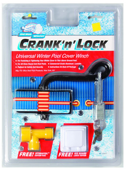 Crank & Lock Cover Kit