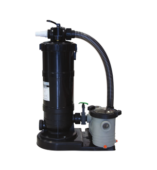 Black Diamond Power Klean 60 with 1 HP Blue Torrent Pump