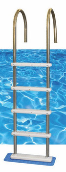 The Key West  Stainless Steel In Pool Ladder