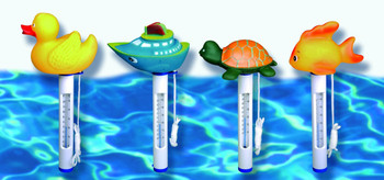 Ther-Animals Floating Animal Thermometers