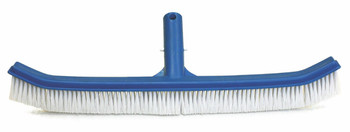 "18"" Plastic Swimming Pool Wall Brush"