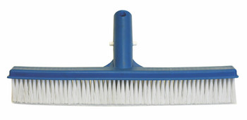"10"" Plastic Swimming Pool Wall Brush"