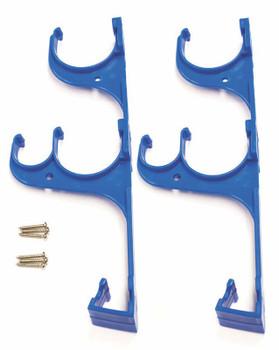 2 Triple Hook Accessory Hangers