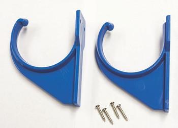 2 Single Hook Accessory Hangers