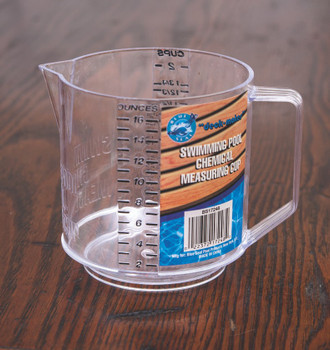 Swimming Pool Chemical Measuring Cup 16oz