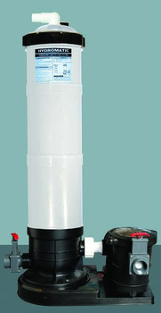 HydroMax 95 Auto-Regen DE Filter  - Tank Only