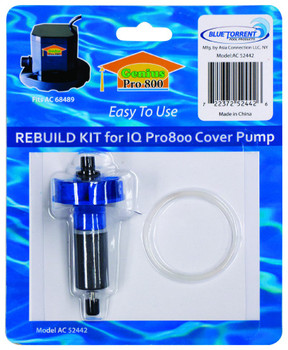 Pro800 Cover Pump Rebuilding Kit Fits: AC 68489