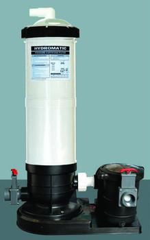 HydroMax 75 Auto-Regen DE Filter System  - Tank Only