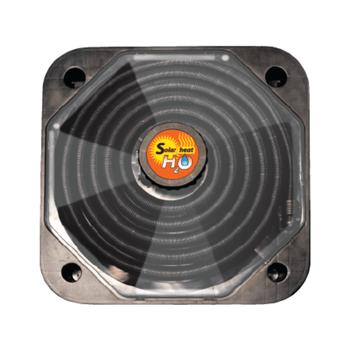 Solar Heat H2O Heater