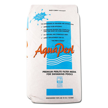 Perlite Diatomaceous Earth Alternative for DE Pool Filter Systems