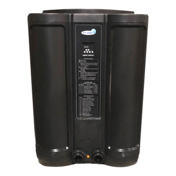 ComforTemp 137,000 BTU Heat Pump - 45,000 Gallon Pools - Qualifies for Utility - Rebate 10 Year Warranty