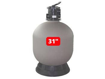 "Blue Torrent Guardian 31"" Sand Filter Tank"
