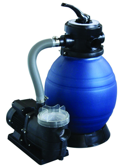 "Mighty Max 12"" Sand Filter with 3/4 Pump"