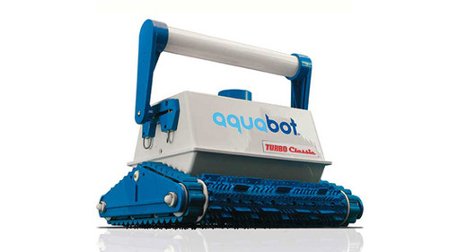 Aquabot Turbo Robotic Cleaner