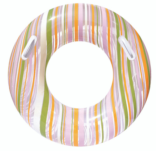 "36"" Striped Swim Tube"