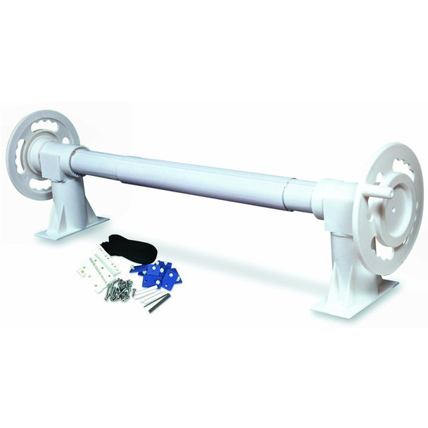 Resin Solar Reel for Above Ground Pools
