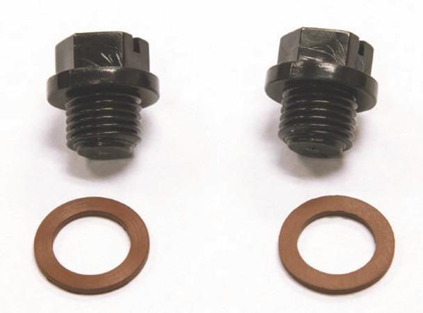 1/4 Plug w/ Viton O-Ring OEM# SPX 1700FGV 2 Pack