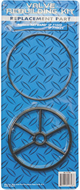 5 Spoke Gasket & Lid O-Ring NON-OEM Replacement to fit Hayward SP 710XD