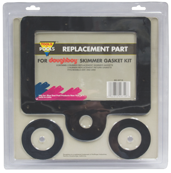 Doughboy Non-OEM Replacement Skimmer and Return Gasket